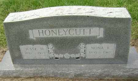 HONEYCUTT, NONA F. - Lawrence County, Arkansas | NONA F. HONEYCUTT - Arkansas Gravestone Photos