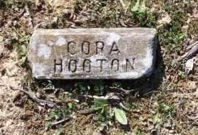 HOOTEN, CORA EUPHENIA - Lawrence County, Arkansas | CORA EUPHENIA HOOTEN - Arkansas Gravestone Photos