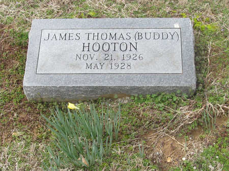 "HOOTEN, JAMES THOMAS ""BUDDY"" - Lawrence County, Arkansas 