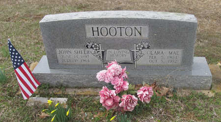 HOOTEN, CLARA MAE - Lawrence County, Arkansas | CLARA MAE HOOTEN - Arkansas Gravestone Photos