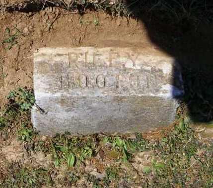 HOOTEN, JOHN RILEY - Lawrence County, Arkansas | JOHN RILEY HOOTEN - Arkansas Gravestone Photos