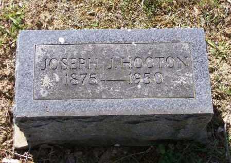 HOOTEN, JOSEPH JEFFERSON - Lawrence County, Arkansas | JOSEPH JEFFERSON HOOTEN - Arkansas Gravestone Photos