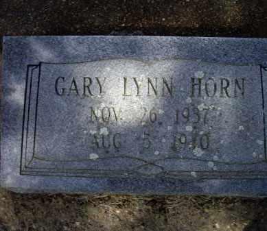 HORN, GARY LYNN - Lawrence County, Arkansas | GARY LYNN HORN - Arkansas Gravestone Photos