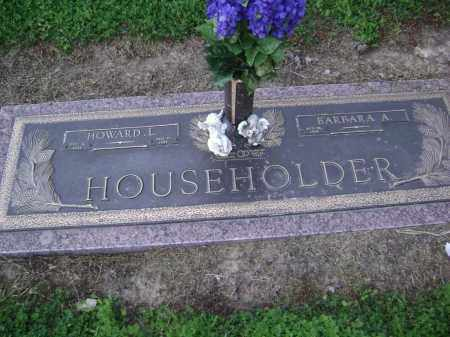 HOUSEHOLDER, HOWARD L. - Lawrence County, Arkansas | HOWARD L. HOUSEHOLDER - Arkansas Gravestone Photos