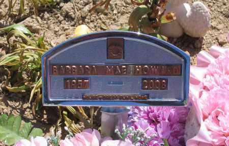 HOWARD, BARBARA MAE - Lawrence County, Arkansas | BARBARA MAE HOWARD - Arkansas Gravestone Photos