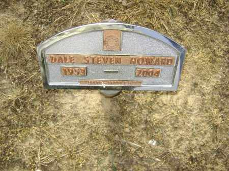 HOWARD (VETERAN), DALE STEVEN - Lawrence County, Arkansas | DALE STEVEN HOWARD (VETERAN) - Arkansas Gravestone Photos