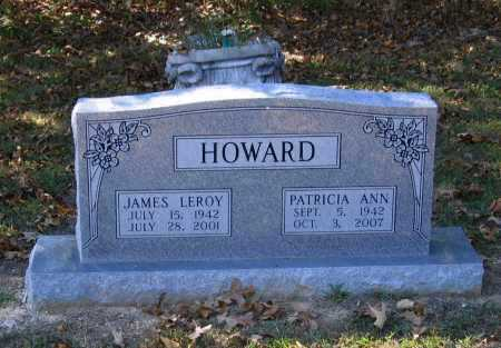 HOWARD, JAMES LEROY - Lawrence County, Arkansas | JAMES LEROY HOWARD - Arkansas Gravestone Photos