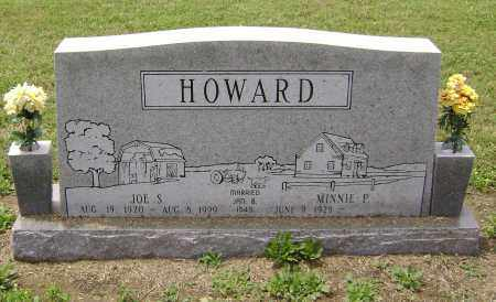 HOWARD, JOE SULLIVAN - Lawrence County, Arkansas | JOE SULLIVAN HOWARD - Arkansas Gravestone Photos