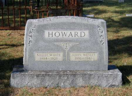 HOWARD, JOHN WESLEY - Lawrence County, Arkansas | JOHN WESLEY HOWARD - Arkansas Gravestone Photos