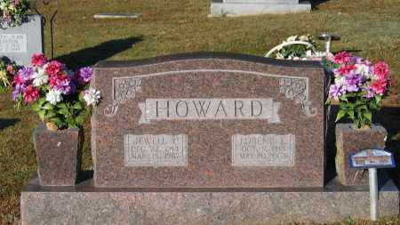 SMITH HOWARD, LORENE LILLIAN - Lawrence County, Arkansas | LORENE LILLIAN SMITH HOWARD - Arkansas Gravestone Photos