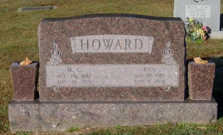 DAWSON HOWARD, EVA - Lawrence County, Arkansas | EVA DAWSON HOWARD - Arkansas Gravestone Photos