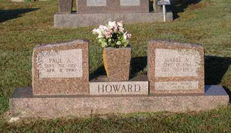 NICHOLS HOWARD, MABEL V. - Lawrence County, Arkansas | MABEL V. NICHOLS HOWARD - Arkansas Gravestone Photos