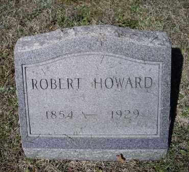 HOWARD, ROBERT - Lawrence County, Arkansas | ROBERT HOWARD - Arkansas Gravestone Photos