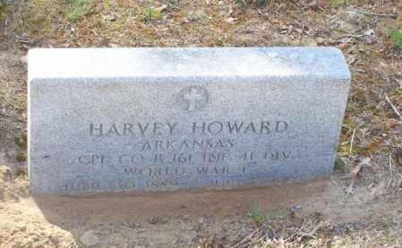 HOWARD (VETERAN WWI), ROBERT HARVEY - Lawrence County, Arkansas | ROBERT HARVEY HOWARD (VETERAN WWI) - Arkansas Gravestone Photos