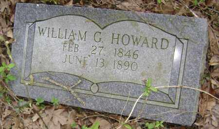 HOWARD, WILLIAM GRIFFITH - Lawrence County, Arkansas | WILLIAM GRIFFITH HOWARD - Arkansas Gravestone Photos