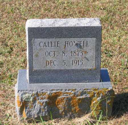 PRICE HOWELL, CALLIE - Lawrence County, Arkansas | CALLIE PRICE HOWELL - Arkansas Gravestone Photos
