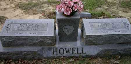 "HOWELL, SUSAN BELLE CAROLINE ""SUSIE"" - Lawrence County, Arkansas 
