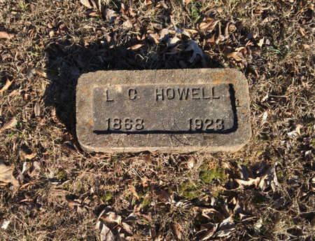 "HOWELL, LENARIA C. ""L. C."" - Lawrence County, Arkansas 