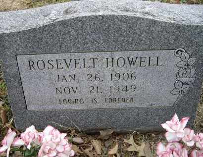 HOWELL, ROSEVELT - Lawrence County, Arkansas | ROSEVELT HOWELL - Arkansas Gravestone Photos