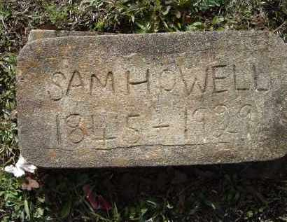 "HOWELL, SAMUEL H. ""SAM"" - Lawrence County, Arkansas 