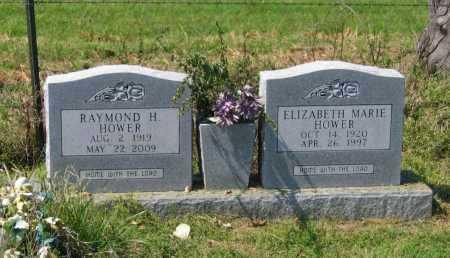 HOWER, ELIZABETH MARIE - Lawrence County, Arkansas | ELIZABETH MARIE HOWER - Arkansas Gravestone Photos