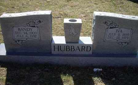 HUBBARD, LAWRENCE BANDY - Lawrence County, Arkansas | LAWRENCE BANDY HUBBARD - Arkansas Gravestone Photos