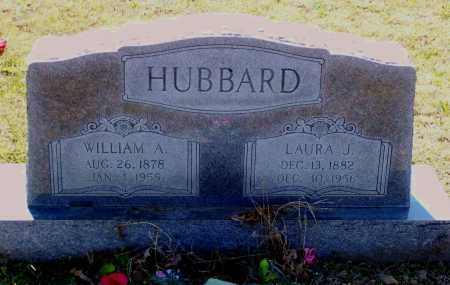 HUBBARD, WILLIAM ANDERSON - Lawrence County, Arkansas | WILLIAM ANDERSON HUBBARD - Arkansas Gravestone Photos