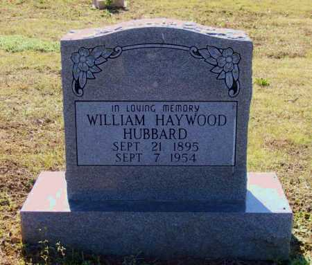 HUBBARD, WILLIAM HAYWOOD - Lawrence County, Arkansas | WILLIAM HAYWOOD HUBBARD - Arkansas Gravestone Photos