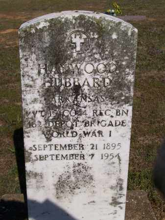 HUBBARD (VETERAN WWI), WILLIAM HAYWOOD - Lawrence County, Arkansas | WILLIAM HAYWOOD HUBBARD (VETERAN WWI) - Arkansas Gravestone Photos
