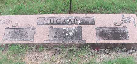 HUCKABEE, ROBERT JAMES - Lawrence County, Arkansas | ROBERT JAMES HUCKABEE - Arkansas Gravestone Photos