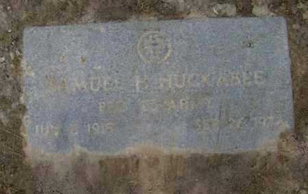 HUCKABEE (VETERAN), SAMUEL H - Lawrence County, Arkansas | SAMUEL H HUCKABEE (VETERAN) - Arkansas Gravestone Photos