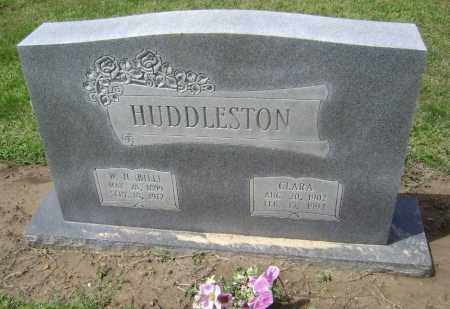 "HUDDLESTON, WILLIAM HERBERT ""BILL"" - Lawrence County, Arkansas 