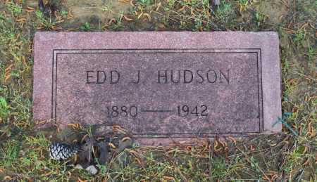 "HUDSON, EDWARD JEWELL ""EDD"" - Lawrence County, Arkansas 