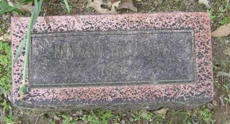 HUDSON, INFANT - Lawrence County, Arkansas | INFANT HUDSON - Arkansas Gravestone Photos
