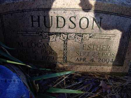 HUDSON, MARVIN LOGAN - Lawrence County, Arkansas | MARVIN LOGAN HUDSON - Arkansas Gravestone Photos