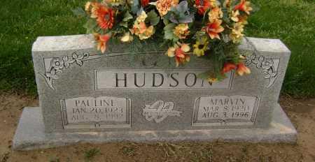 HUDSON, PAULINE - Lawrence County, Arkansas | PAULINE HUDSON - Arkansas Gravestone Photos