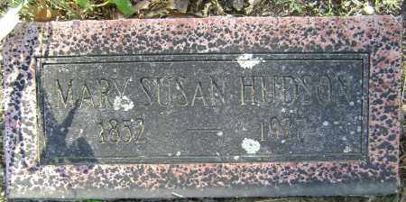 HUDSON, MARY SUSAN - Lawrence County, Arkansas | MARY SUSAN HUDSON - Arkansas Gravestone Photos