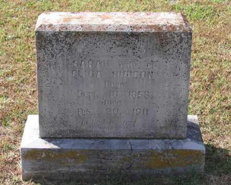 HUDSON, SARAH JANE - Lawrence County, Arkansas | SARAH JANE HUDSON - Arkansas Gravestone Photos