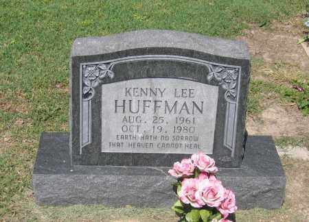 HUFFMAN, KENNY LEE - Lawrence County, Arkansas | KENNY LEE HUFFMAN - Arkansas Gravestone Photos