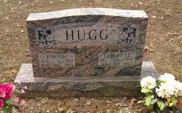 HUGG, ELBERT ODEST - Lawrence County, Arkansas | ELBERT ODEST HUGG - Arkansas Gravestone Photos