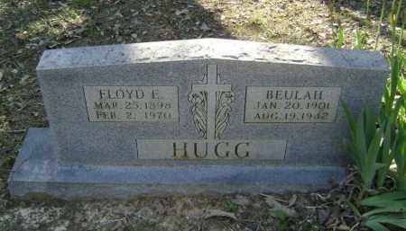 HUGG, FLOYD ESTES - Lawrence County, Arkansas | FLOYD ESTES HUGG - Arkansas Gravestone Photos