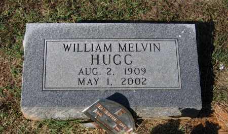 HUGG, WILLIAM MELVIN - Lawrence County, Arkansas | WILLIAM MELVIN HUGG - Arkansas Gravestone Photos