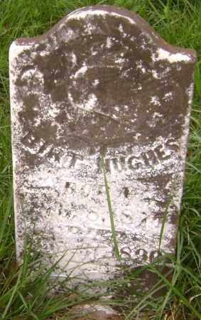 HUGHES, BIRT - Lawrence County, Arkansas | BIRT HUGHES - Arkansas Gravestone Photos