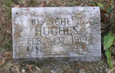 HUGHES, BLANCHE J. - Lawrence County, Arkansas | BLANCHE J. HUGHES - Arkansas Gravestone Photos
