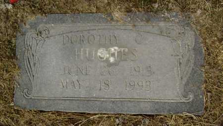 HUGHES, DOROTHY C. - Lawrence County, Arkansas | DOROTHY C. HUGHES - Arkansas Gravestone Photos