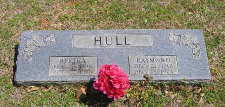 HULL, BERTHA - Lawrence County, Arkansas | BERTHA HULL - Arkansas Gravestone Photos