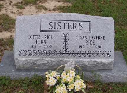 HURN, LOTTIE - Lawrence County, Arkansas | LOTTIE HURN - Arkansas Gravestone Photos