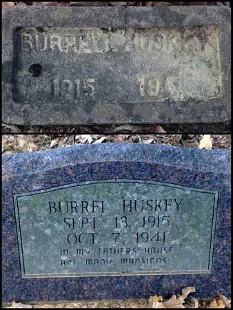 "HUSKEY, BURRELL ""BURL"" - Lawrence County, Arkansas | BURRELL ""BURL"" HUSKEY - Arkansas Gravestone Photos"