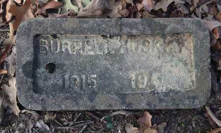 HUSKEY, BURRELL - Lawrence County, Arkansas | BURRELL HUSKEY - Arkansas Gravestone Photos