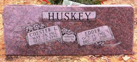 HUSKEY, CHESTER LEE - Lawrence County, Arkansas | CHESTER LEE HUSKEY - Arkansas Gravestone Photos